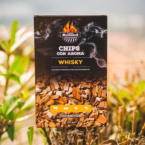 Chips con Aroma
